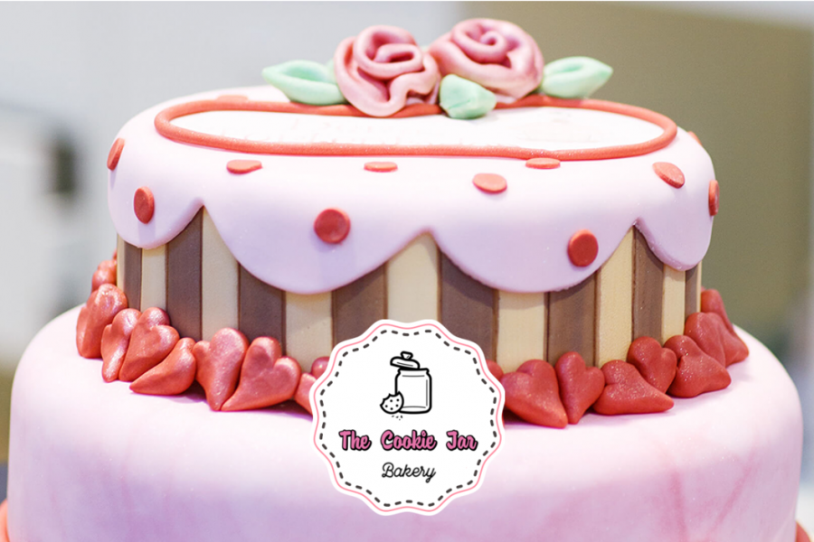 <span>Copy Writing, Logo Design, Web Design</span>The Cookie Jar Bakery