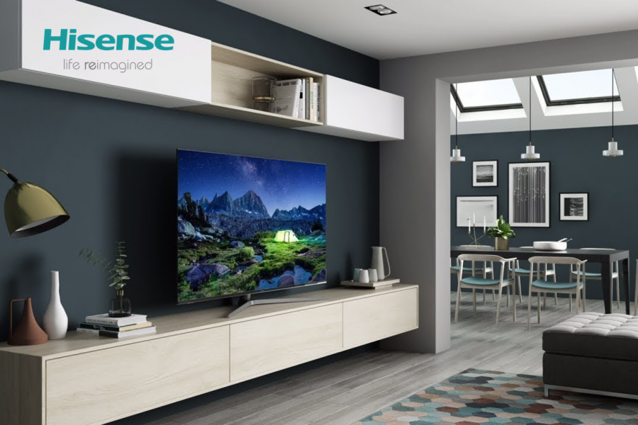 <span>Ecommerce, PPC, Social Media</span>Hisense South Africa
