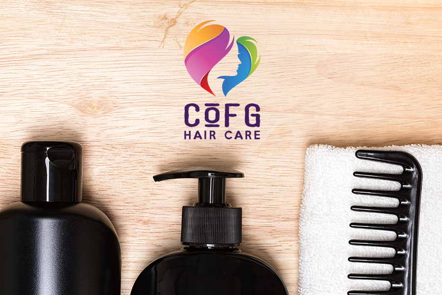 <span>General Design, Logo Design</span>CofG Hair Care